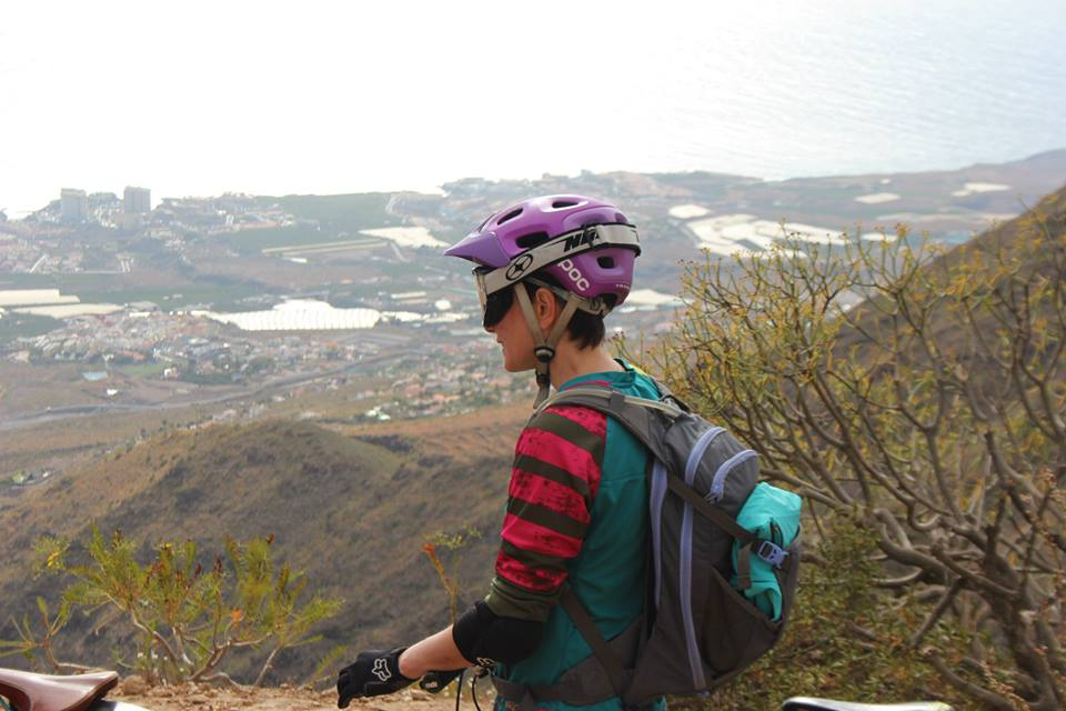 MTB Instruction, moutain biking, Tenerife