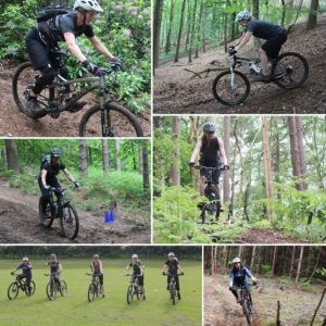 Ladies Intro/intermediate skills/trail session sponsored by Flow MTB