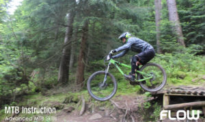 MTB women's specific skills coaching with MTB Instruction and Flow MTB