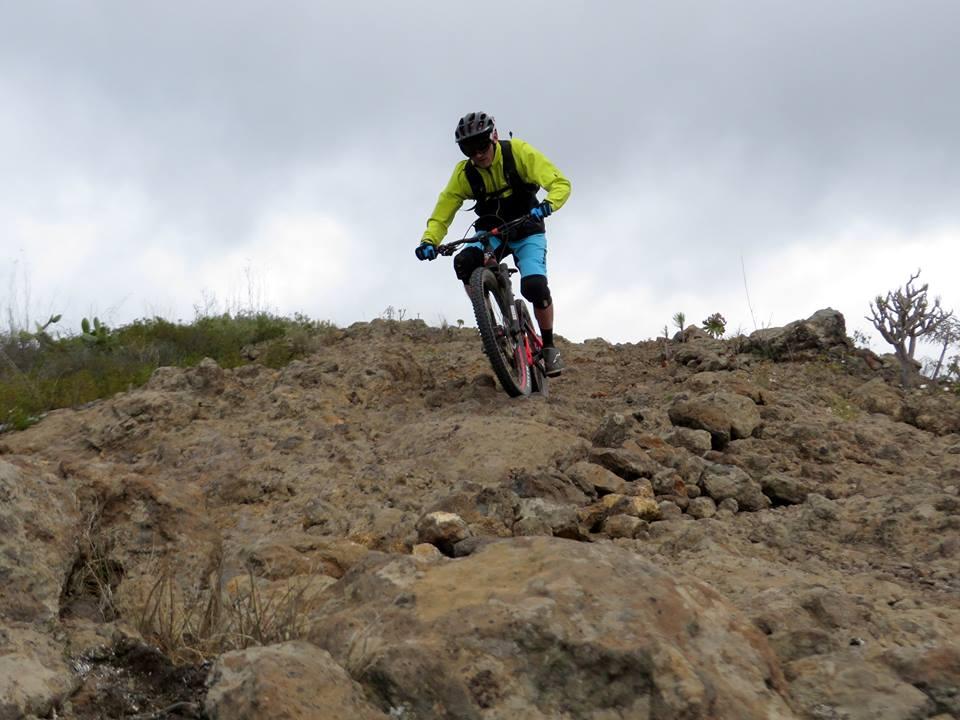 MTB Instruction, moutain biking, Tenerife