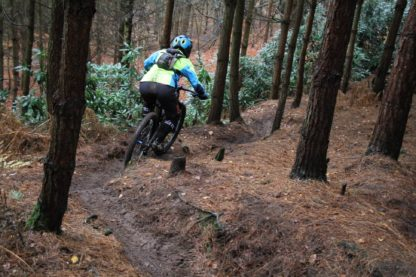 MTB Instruction | Advanced MTB Skills | Technical Descents