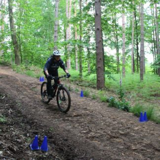 MTB Instruction | Introduction to Mountain biking | Controlling Speed