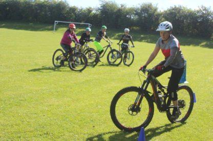 MTB Instruction | Introduction to Mountain biking | Core Skills Loop