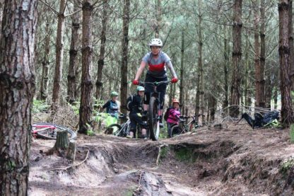 MTB Instruction | Introduction to Mountain biking | Technical Features