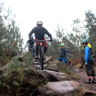 MIAS MTB Leader and Assessor Courses