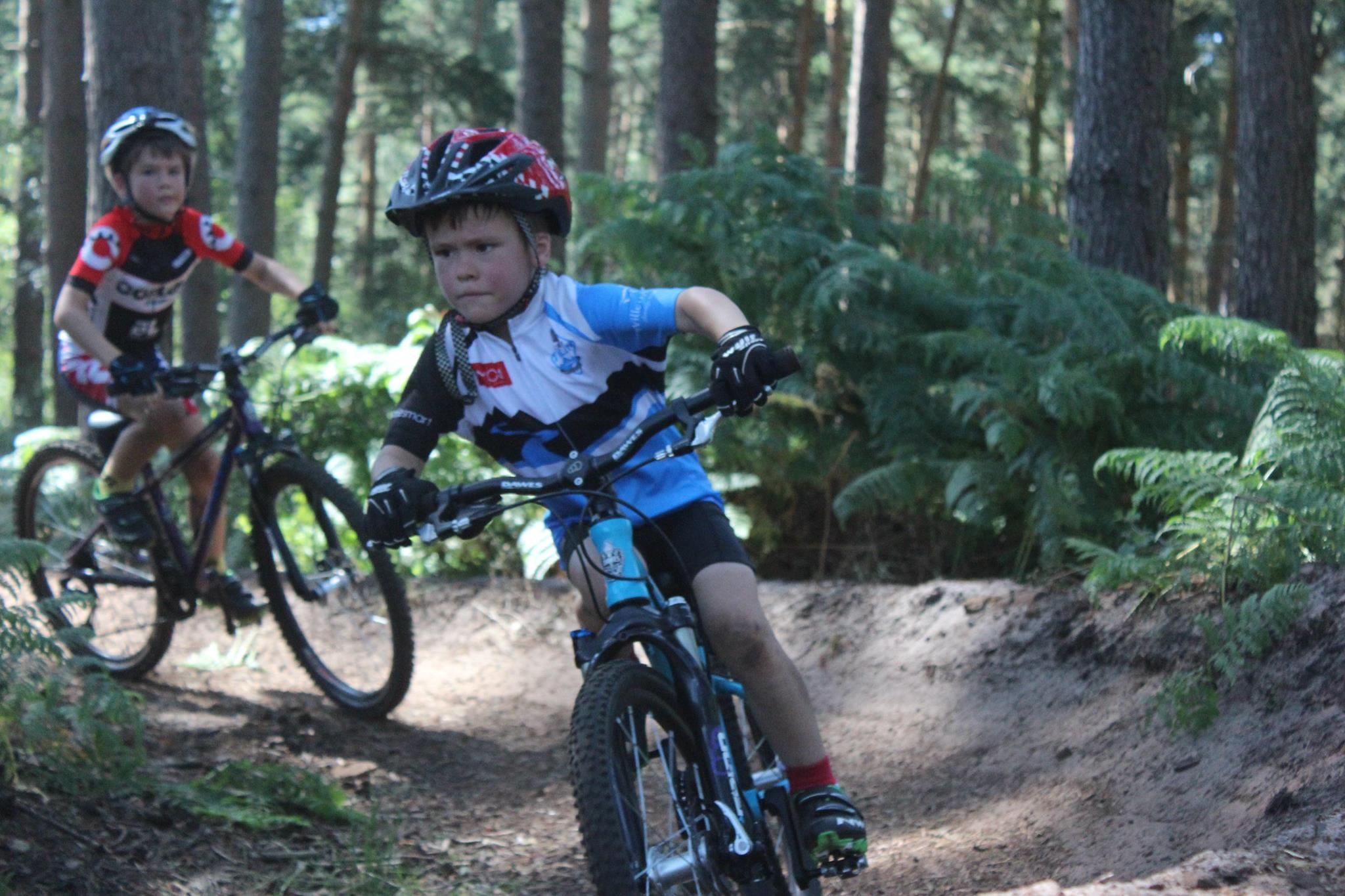 Kids Holiday Club - MTB Trail Ride, Ages 8-12  Thursday 1st August, 9am to  12 noon